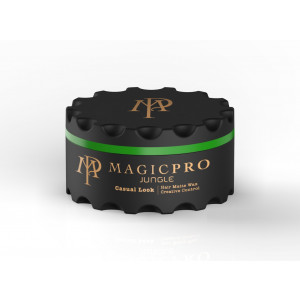 Magic Pro Casual Look - Hair Styling Wax - 150ml